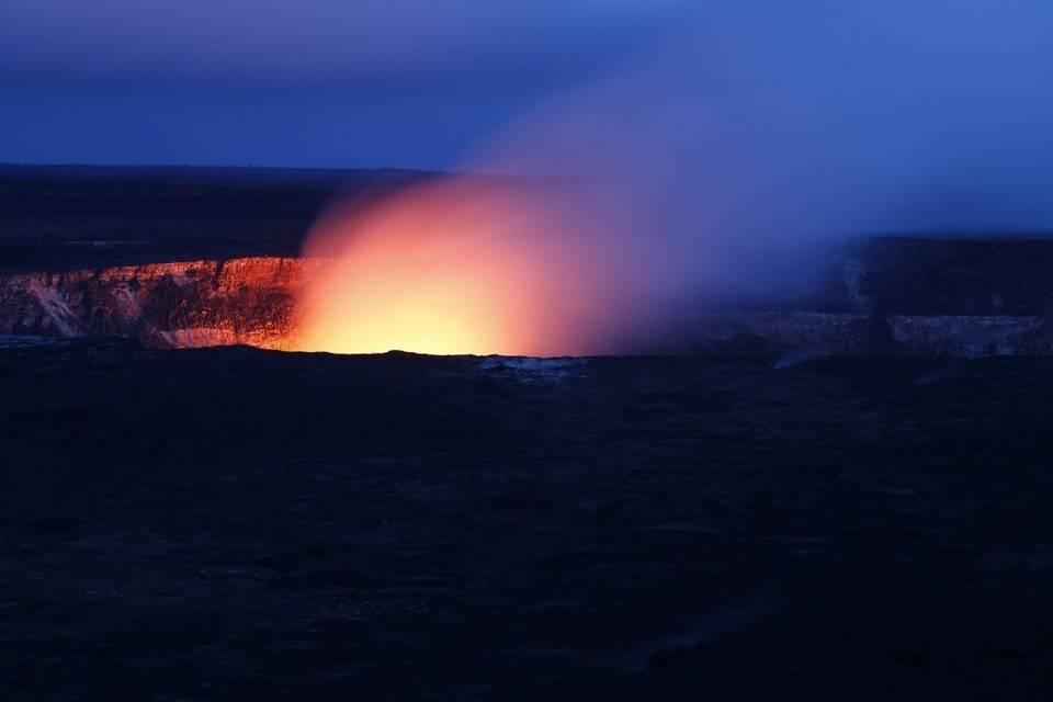 vulkán